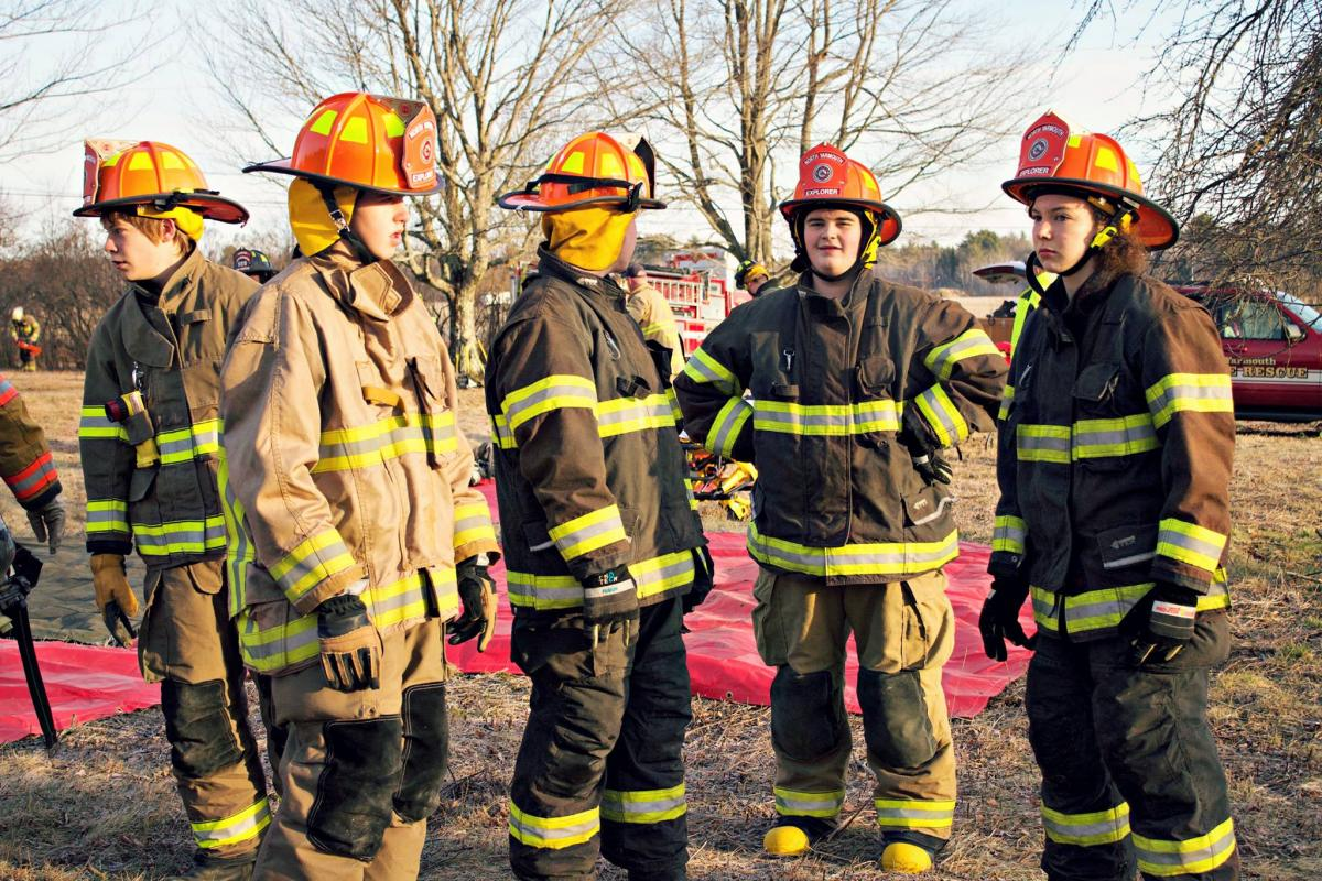 NYFR Explorers - the Future of Our Department