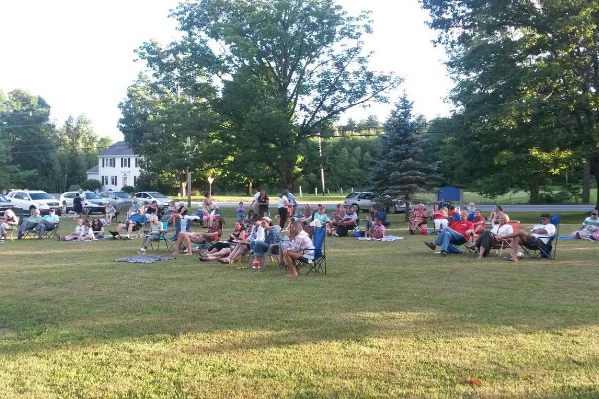 Summer Concerts on the Village Green