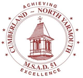MSAD 51 Logo