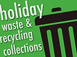 holiday recyling
